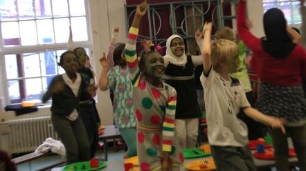 horror school dance